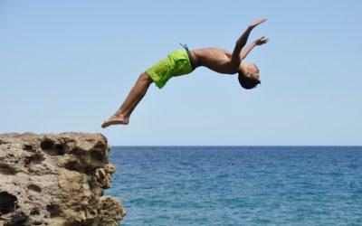 Jak nauczyć się salta?